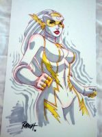 LBCC Ame Comi Jesse Quick by RAHeight2002-2012