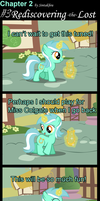 Filly Lyra: Chapter 2 - Rediscovering the Lost #3 by Sintakhra