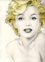 Marilyn .... Sunshine ... by georginaflood