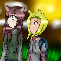 Jack and Rose Survival -Coloured- by anthirules