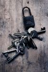Lock and Keys by Spaz-Stock