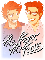 The Fever, The Focus by ArtistMaz