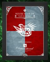 TI3 Banners - Team DK by goldenhearted