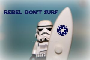 Rebel don't surf by ulfthewolf