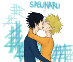 SASUNARU by DISUNITE