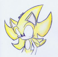 .:Super Sonic:. by fansonic