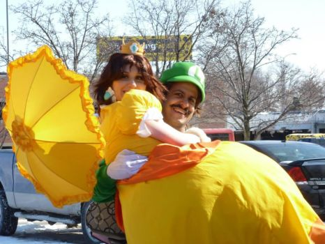 Take Me To My Castle Sweetie 'Kawa Kon 2014' by BeCos-We-Can-Cosplay
