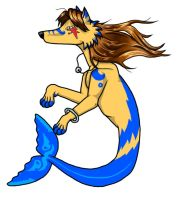 Teh Dolphin woff thing xD by CursedNight
