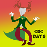 CDC Day 6 Peter Woodgrove by WonderfulWiz