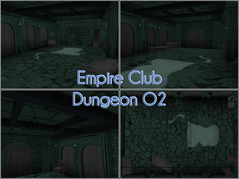 CM3D2 to MMD: Dungeon by kaahgomedl