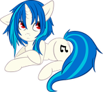 Vinyl Scratch by Shelmo69