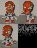 Custom Commission: Tikal by Wakeangel2001