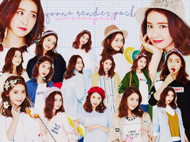 Pack PNG #123 Yoona (H-Connect) by XieraaaPark