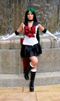 Sailor Pluto Cosplay by Malicious-Cosplay
