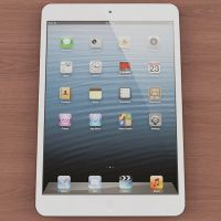 Ipad Mini Front View by PLutonius