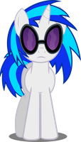 Vinyl Scratch in perplexity by Felix-KoT