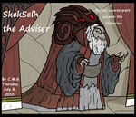 SkekSelh the Adviser by TheCiemgeCorner