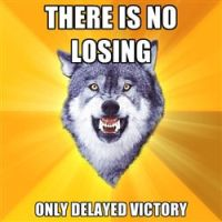 There Is No Losing by Zodiax3