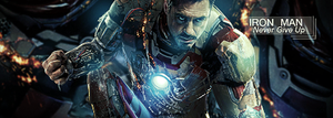 Iron Man 3 by Qonqueror99