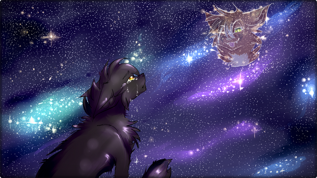 Interstellar light years from you by L-Enfant-Sauvage