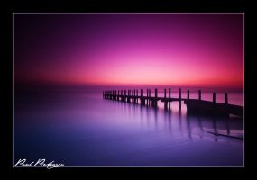 Quindalup Dawn II by paulmp