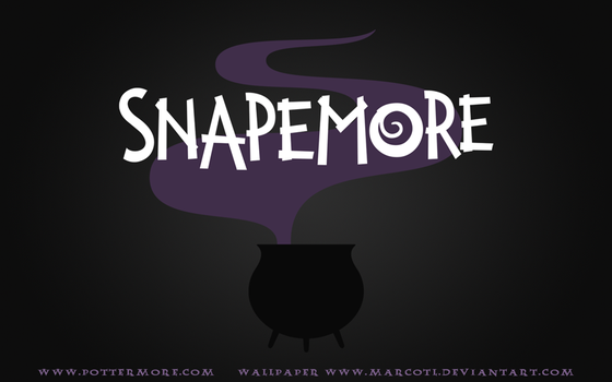 Snapemore Wallpaper by MarcoTL