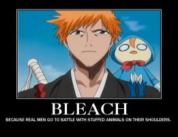 Bleach by deathbymortgage