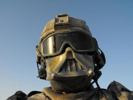 Darth Vader in Afghanistan 2 by Master-krull