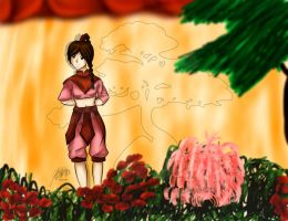 A:tLA - Pink Spirit and Nature by agent-ayu