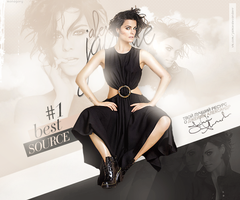 Jaimie Alexander by monagory