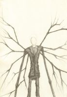 Slender Man... Again by Hyperactive-Nutcase