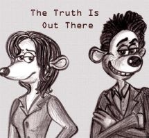 Flushed Away X-files :D by Lilostitchfan