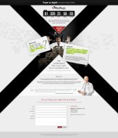 Web Design: MedScan Solutions by VictoryDesign
