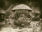 mushrooms? - Mandelbulb3D with Parameter by matze2001