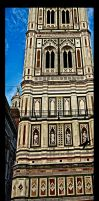 Giotto's Tower. Florence. Italy by jennystokes