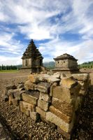 Arjuna Temple by esthetic-of-sight