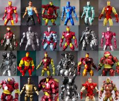 Ironman Armors by Lokoboys