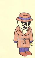 Lil' Rorshach by My-Last-Duchess