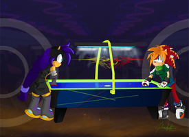 THIS IS THE ULTIMATE SHOWDOWN by Dody-Inferno