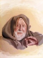 Uncle Ben Kenobi by supervigge
