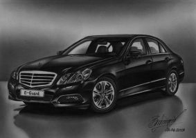 Mercedes-Benz E-Guard by Vira1991