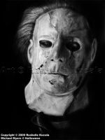 Michael Myers by TheDragonofDoom