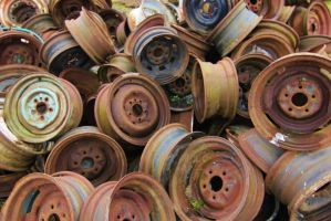 Discarded rims by finhead4ever
