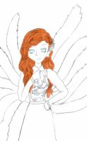 MH My OC- Mio Ninetails V.2 by flareup03