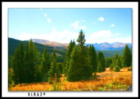 High Country by KLR620