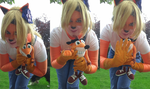 Coco Bandicoot cosplay by KawaiiSteffu