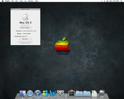 January 2011 Mac OS X Desktop by IiTz-ShAnE