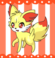 Fennekin by SwEeTxPiNk96