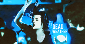 The Dead Weather by Skull--Kid