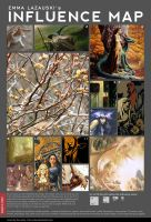 Influence Map by emla